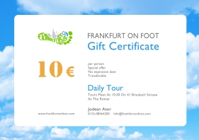 Daily tour- frankfurtonfoot-update